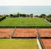 Tennis Courts & Football Pitch