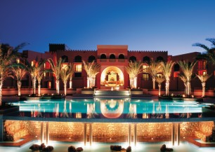 SHANGRI-LA´S BARR AL JISSAH RESORT & SPA - golf *****